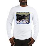 Success Dog Art Long Sleeve T-Shirt