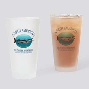 NASM (barracuda) Drinking Glass