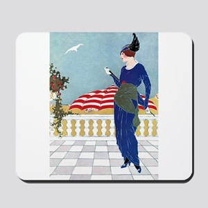 VOGUE - A Day At The Beach Mousepad