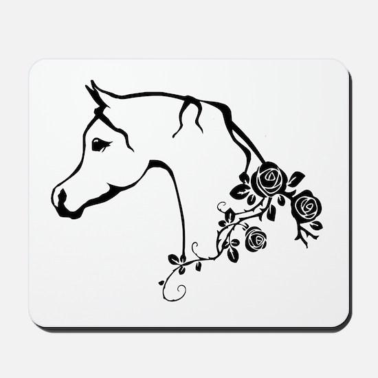 Arabian horse Mousepad