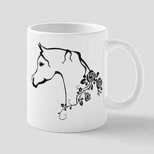 Arabian horse Mug
