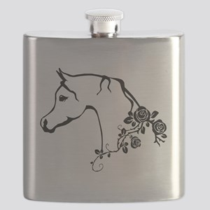 Arabian horse Flask