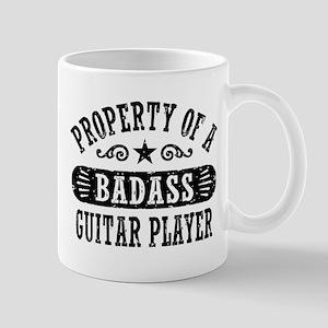 Property of a Badass Guitar Player Mug