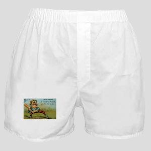 Vintage Cigar Label Boxer Shorts