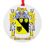 MacGeogh Round Ornament