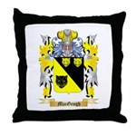 MacGeogh Throw Pillow