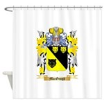 MacGeogh Shower Curtain