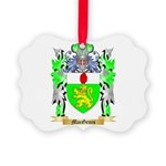 MacGenis Picture Ornament