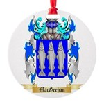 MacGeehan Round Ornament