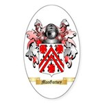 MacGarvey Sticker (Oval)