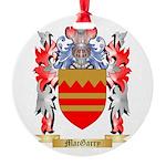 MacGarry Round Ornament
