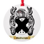 MacGarrigle Round Ornament