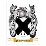 MacGarrigle Small Poster