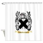 MacGarrigle Shower Curtain