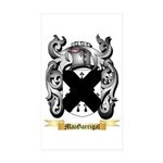 MacGarrigal Sticker (Rectangle 50 pk)