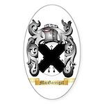 MacGarrigal Sticker (Oval 50 pk)