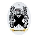 MacGarrigal Ornament (Oval)
