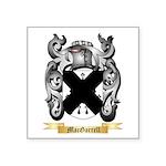 MacGarrell Square Sticker 3
