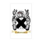MacGarrell Sticker (Rectangle)