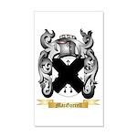 MacGarrell 20x12 Wall Decal