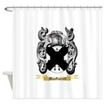 MacGarrell Shower Curtain