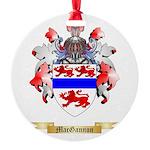 MacGannon Round Ornament