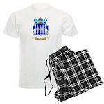 MacGahan Men's Light Pajamas