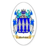 MacGahan Sticker (Oval 10 pk)