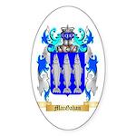 MacGahan Sticker (Oval 50 pk)