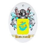 MacFaul Ornament (Oval)