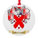 MacFarland Round Ornament