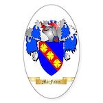 MacFadin Sticker (Oval 50 pk)