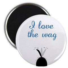 Love the Wag Magnet