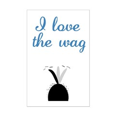 Love the Wag Posters