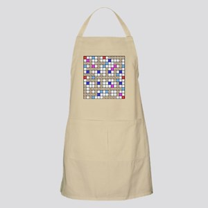 WEED SCRABBLE BOARD Apron