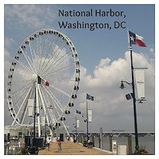 National Harbor Poster