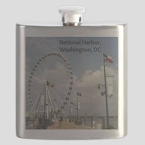 National Harbor Flask