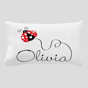 Ladybug Olivia Pillow Case