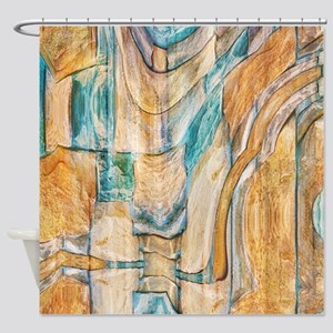Southwest Desert Shower Curtain