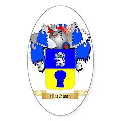 MacEwan Sticker (Oval 50 pk)