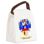 MacEvoy Canvas Lunch Bag