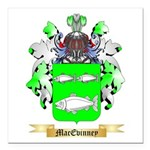 MacEvinney Square Car Magnet 3
