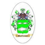 MacEvinney Sticker (Oval)