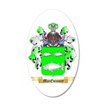 MacEvinney 35x21 Oval Wall Decal