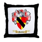MacEur Throw Pillow