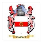 MacEttrick Square Car Magnet 3