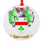 MacEtegart Round Ornament
