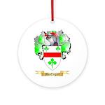 MacEtegart Ornament (Round)