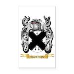 MacErrigle Rectangle Car Magnet