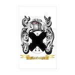 MacErrigle Sticker (Rectangle 10 pk)